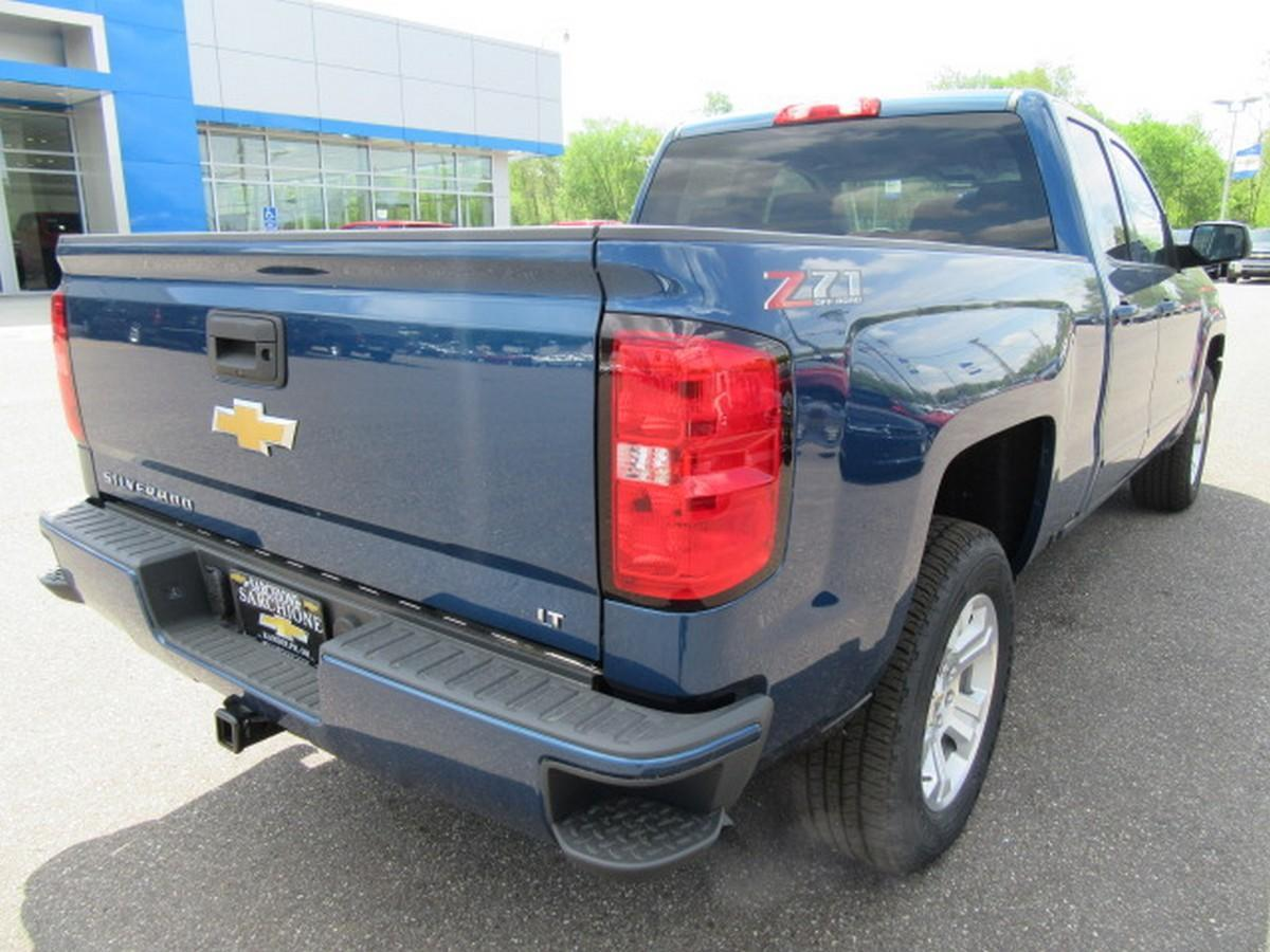 2018 Silverado 1500 Double Cab 4x4,  Pickup #14939 - photo 2