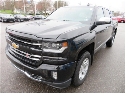 2018 Silverado 1500 Crew Cab 4x4,  Pickup #15019 - photo 11