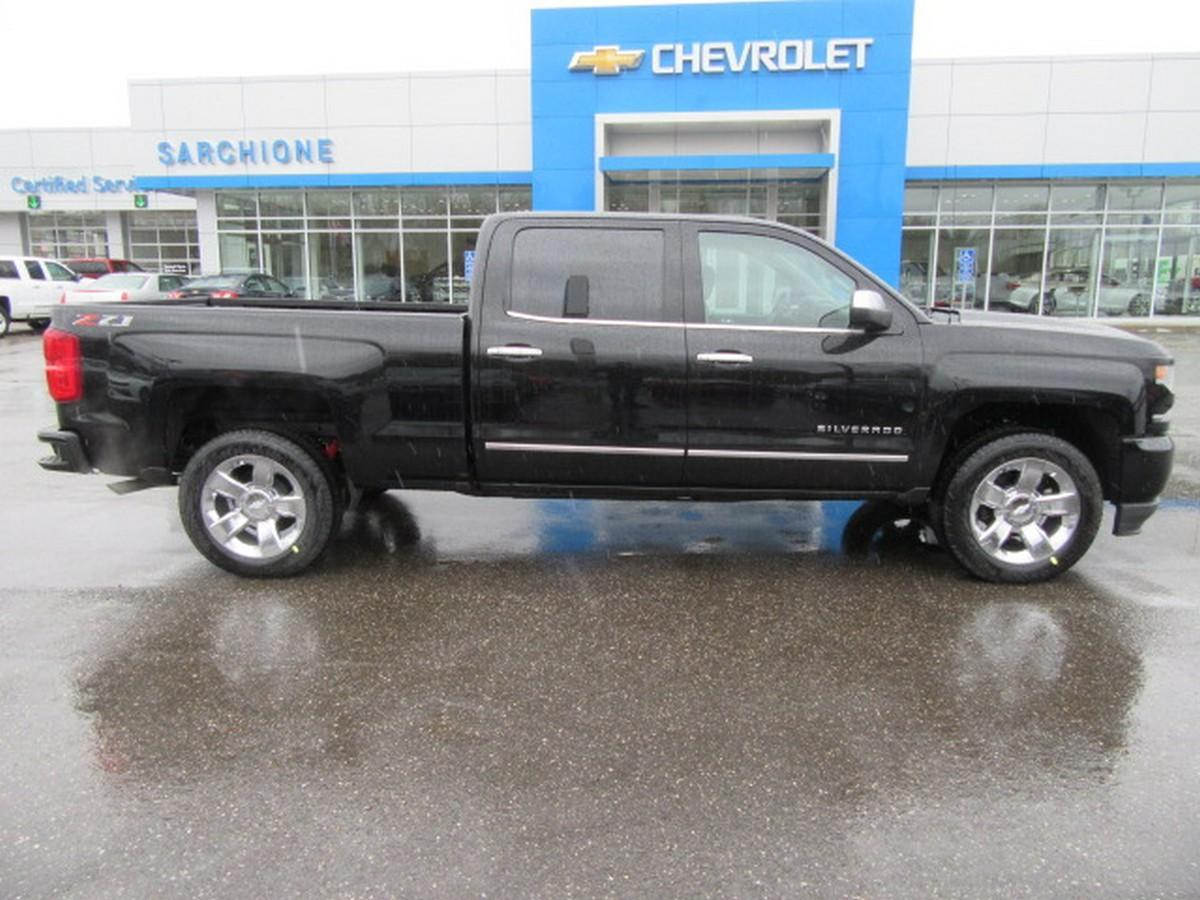 2018 Silverado 1500 Crew Cab 4x4,  Pickup #15038 - photo 1
