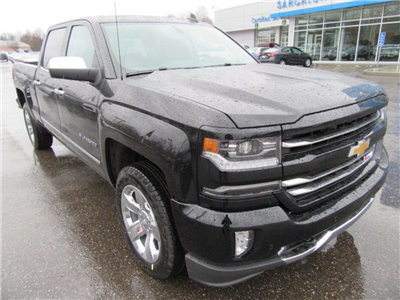 2018 Silverado 1500 Crew Cab 4x4,  Pickup #15038 - photo 10