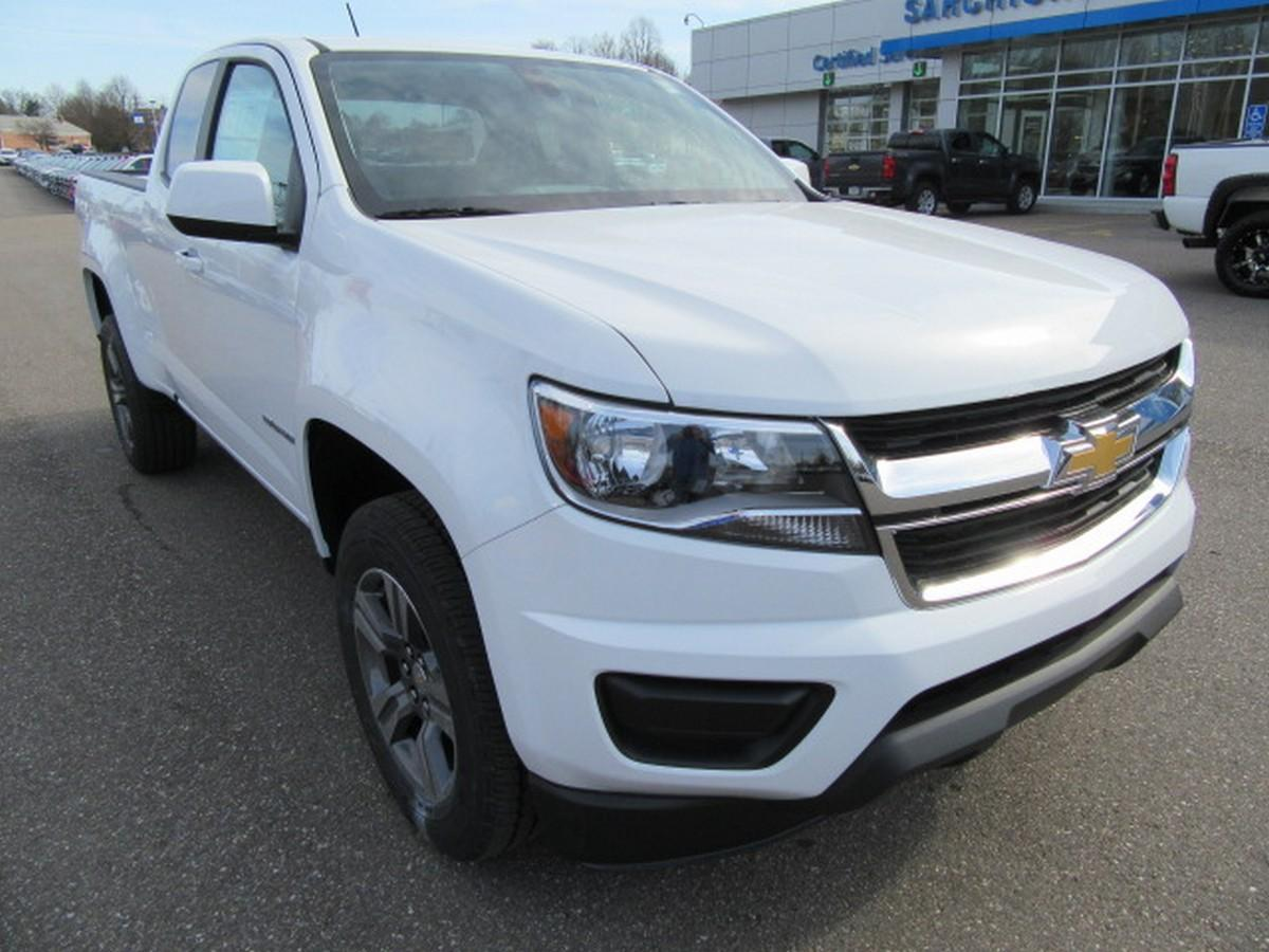 2018 Colorado Extended Cab 4x4,  Pickup #15047 - photo 6