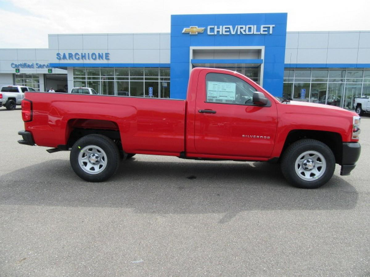 2018 Silverado 1500 Regular Cab 4x2,  Pickup #15264 - photo 3