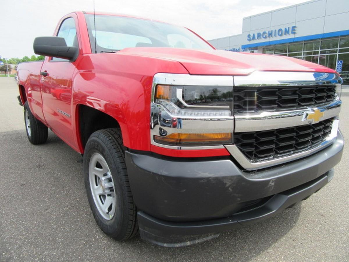 2018 Silverado 1500 Regular Cab 4x2,  Pickup #15264 - photo 1