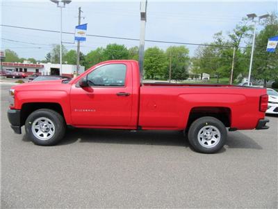2018 Silverado 1500 Regular Cab 4x2,  Pickup #15264 - photo 8