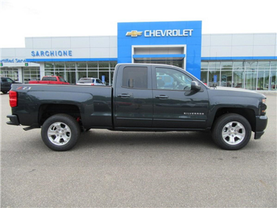 2018 Silverado 1500 Double Cab 4x4,  Pickup #15359 - photo 3