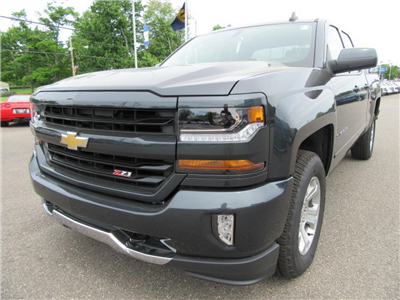 2018 Silverado 1500 Double Cab 4x4,  Pickup #15359 - photo 9