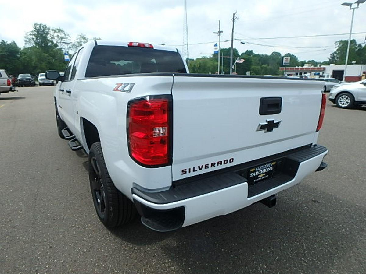2018 Silverado 1500 Double Cab 4x4,  Pickup #15378 - photo 11