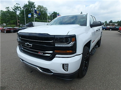 2018 Silverado 1500 Double Cab 4x4,  Pickup #15378 - photo 9