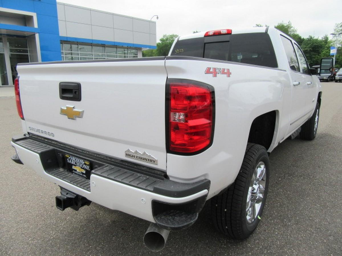 2018 Silverado 2500 Crew Cab 4x4,  Pickup #15402 - photo 2