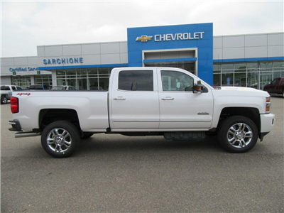 2018 Silverado 2500 Crew Cab 4x4,  Pickup #15402 - photo 1
