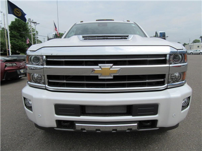 2018 Silverado 2500 Crew Cab 4x4,  Pickup #15402 - photo 11
