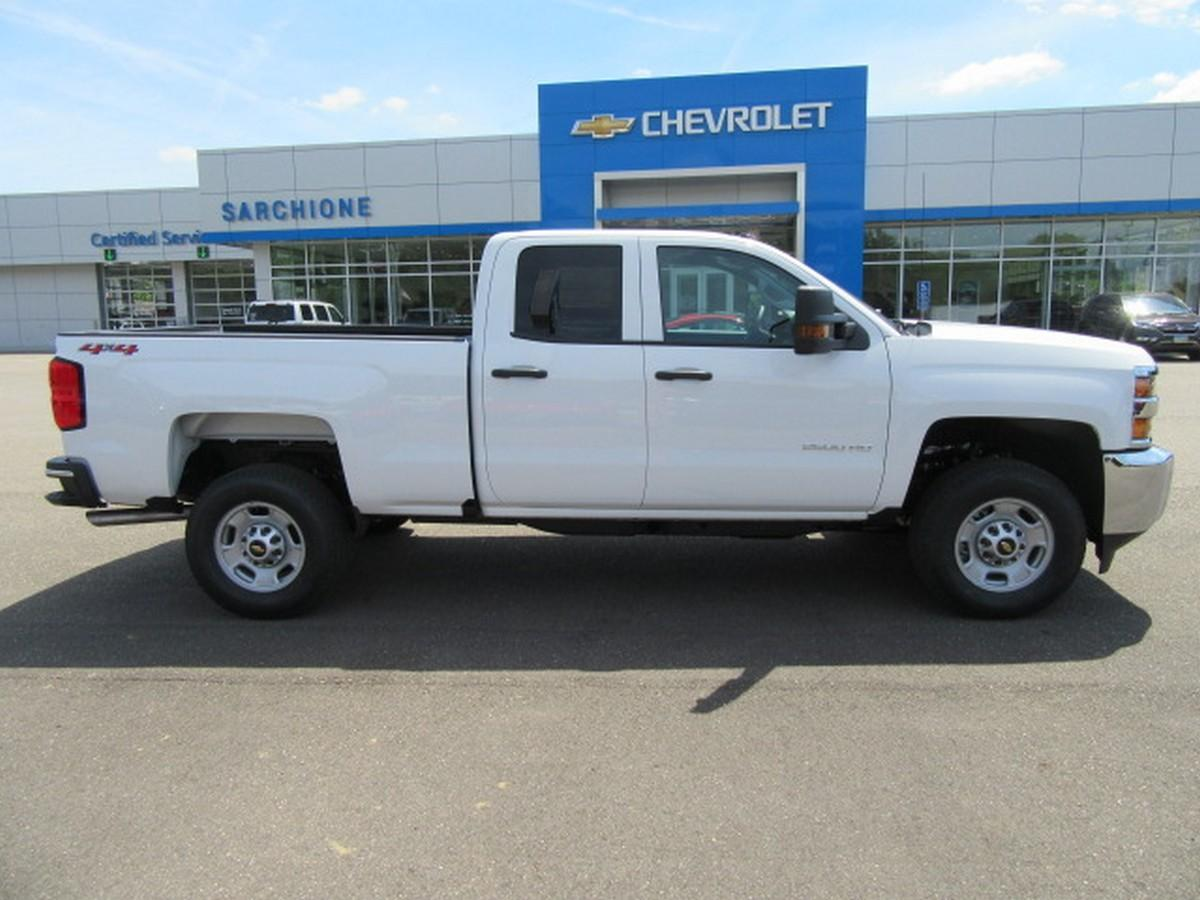 2018 Silverado 2500 Double Cab 4x4,  Pickup #15580 - photo 1