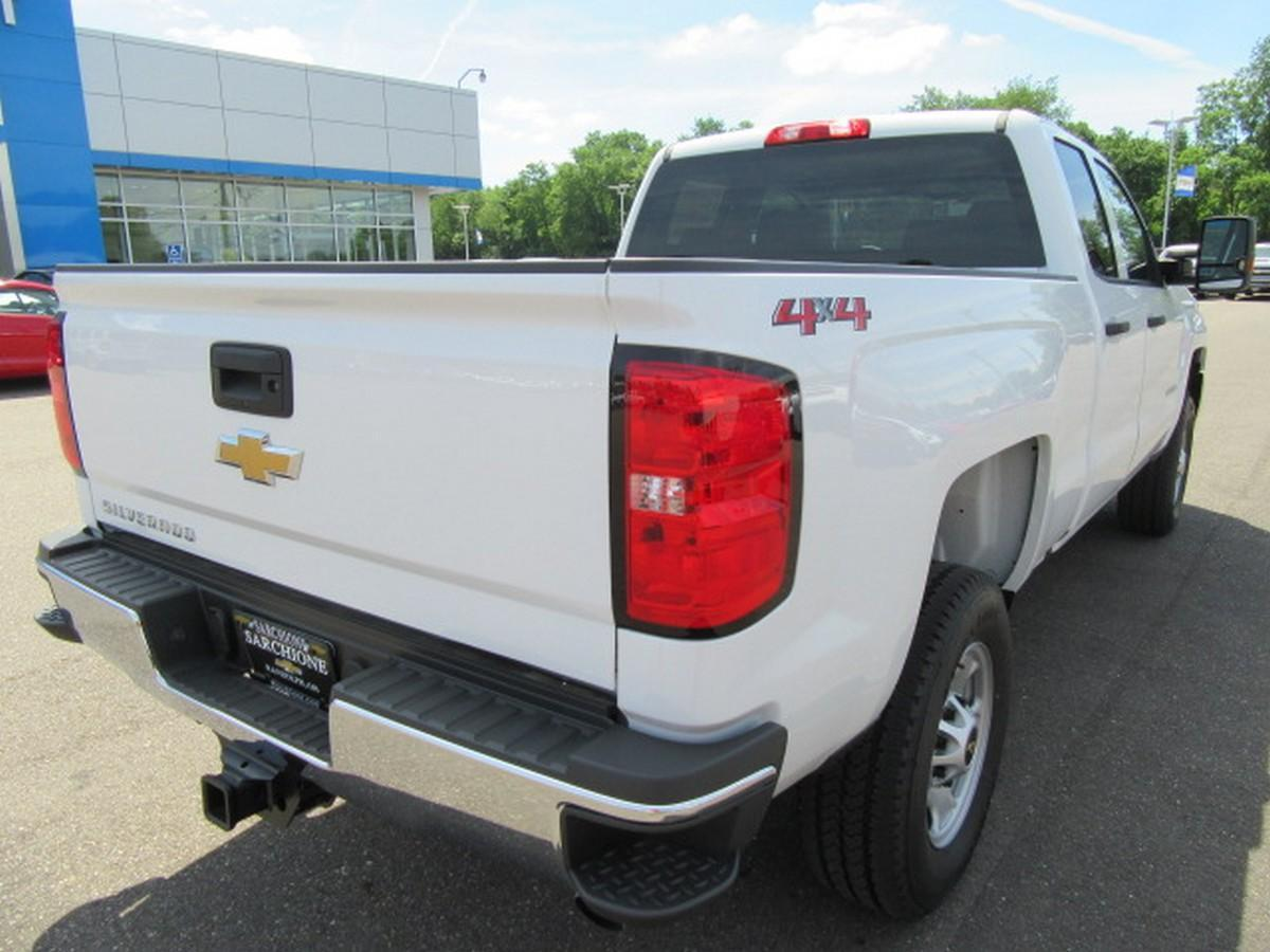 2018 Silverado 2500 Double Cab 4x4,  Pickup #15580 - photo 2