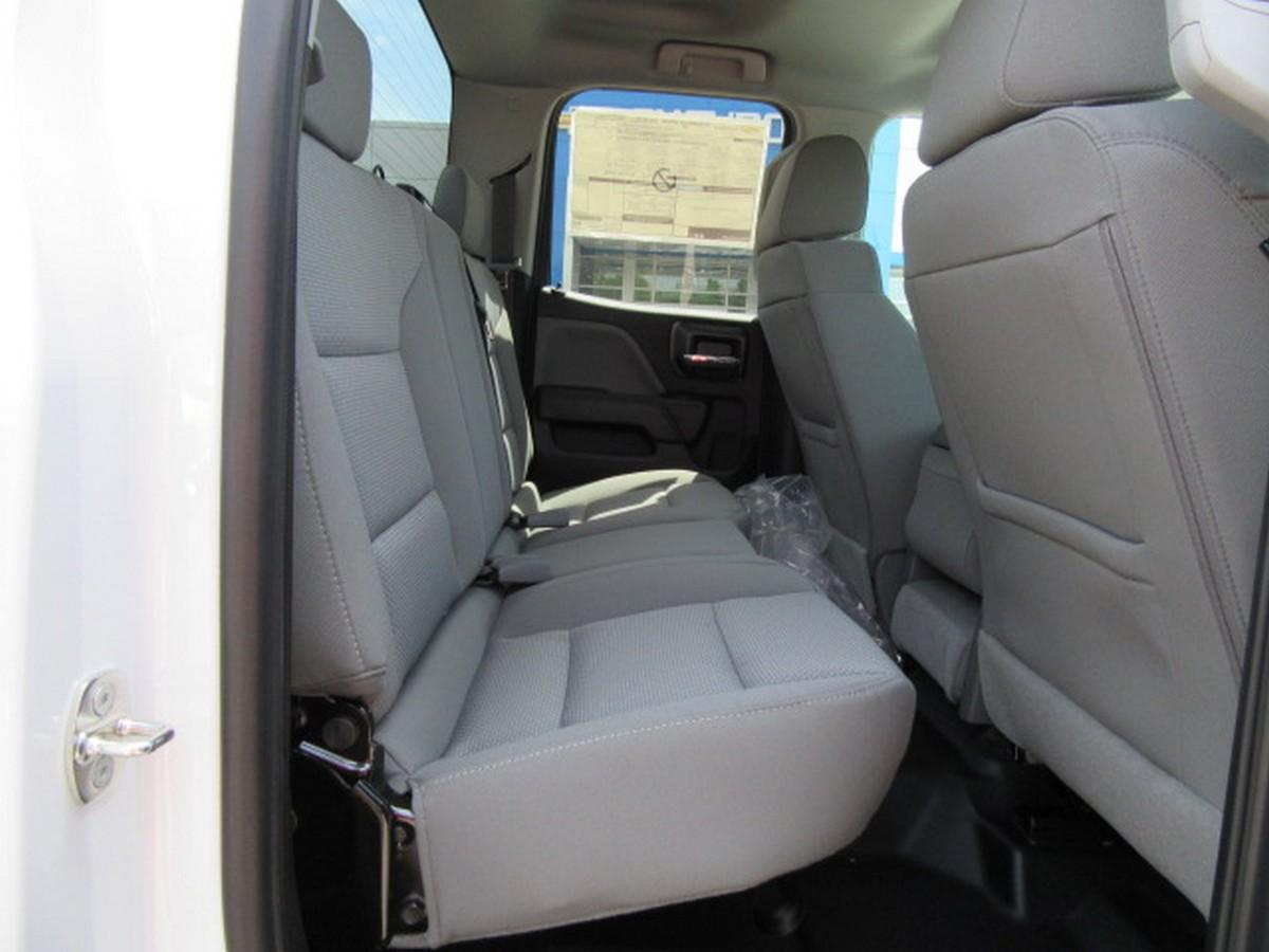 2018 Silverado 2500 Double Cab 4x4,  Pickup #15580 - photo 23