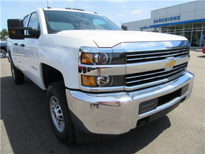 2018 Silverado 2500 Double Cab 4x4,  Pickup #15580 - photo 6