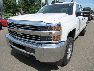 2018 Silverado 2500 Double Cab 4x4,  Pickup #15580 - photo 8