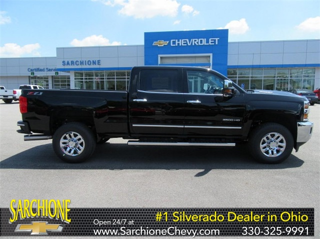 2019 Silverado 3500 Crew Cab 4x4,  Pickup #15653 - photo 1