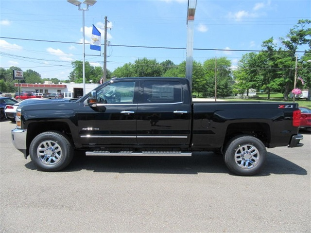 2019 Silverado 3500 Crew Cab 4x4,  Pickup #15653 - photo 13