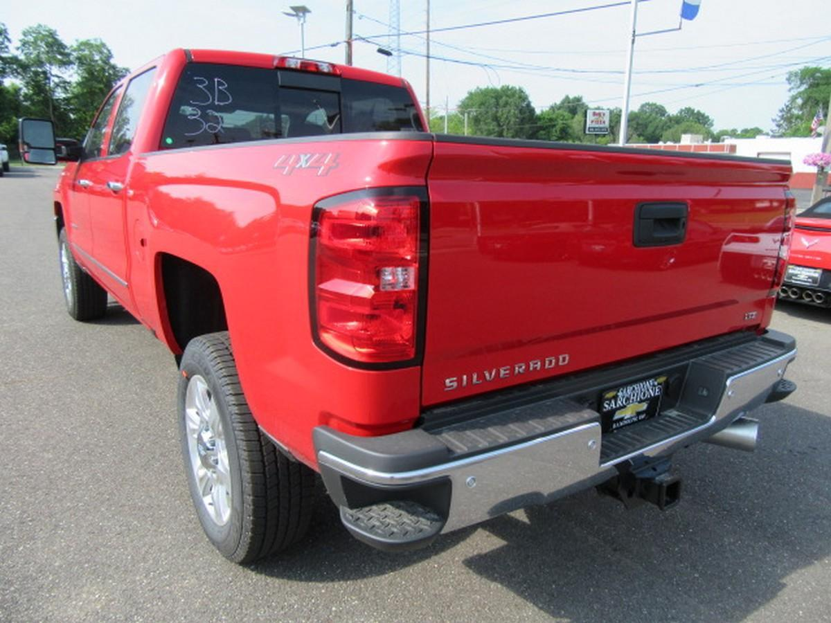 2018 Silverado 2500 Crew Cab 4x4,  Pickup #15745 - photo 13