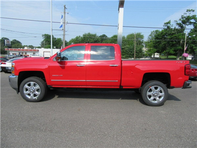 2018 Silverado 2500 Crew Cab 4x4,  Pickup #15745 - photo 12