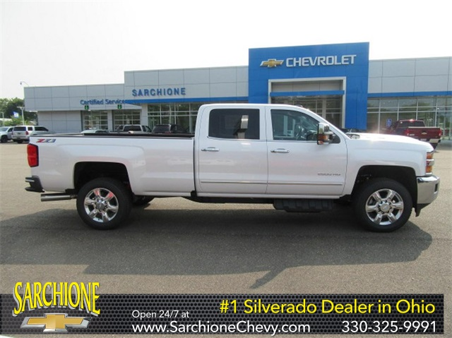 2019 Silverado 2500 Crew Cab 4x4,  Pickup #16133 - photo 1