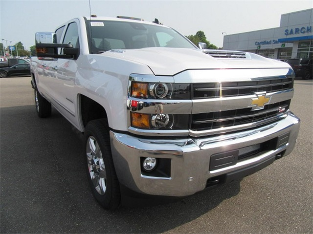 2019 Silverado 2500 Crew Cab 4x4,  Pickup #16133 - photo 11