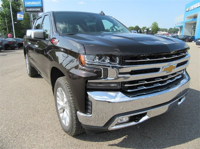 2019 Silverado 1500 Crew Cab 4x4,  Pickup #16151 - photo 15