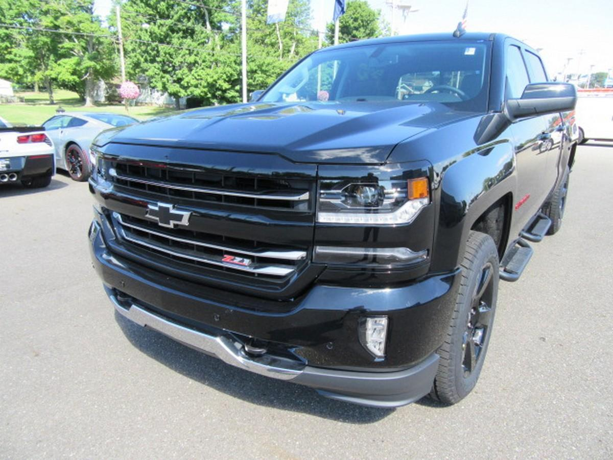 2018 Silverado 1500 Crew Cab 4x4,  Pickup #16153 - photo 13