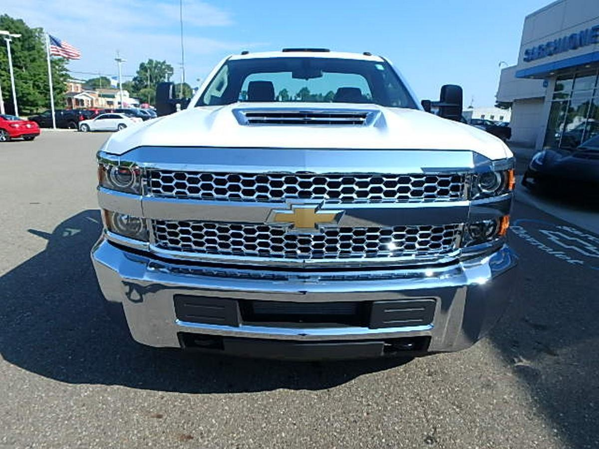 2019 Silverado 3500 Regular Cab DRW 4x4,  Cab Chassis #16200 - photo 5