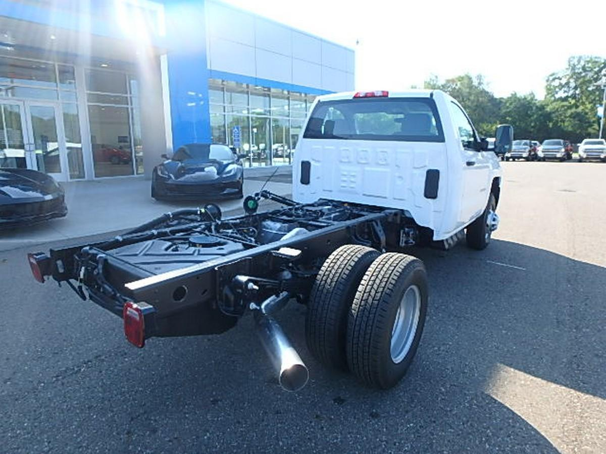 2019 Silverado 3500 Regular Cab DRW 4x4,  Cab Chassis #16200 - photo 2