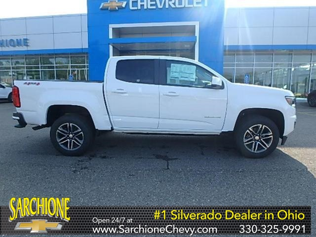 2019 Colorado Crew Cab 4x4,  Pickup #16219 - photo 1