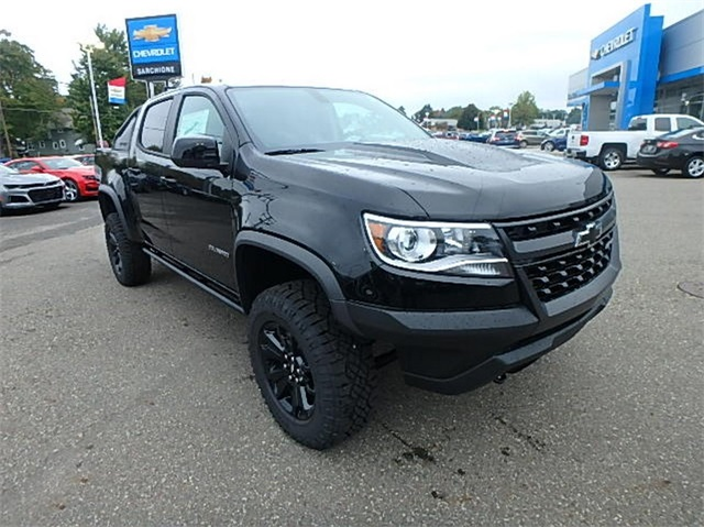 2019 Colorado Crew Cab 4x4,  Pickup #16226 - photo 7