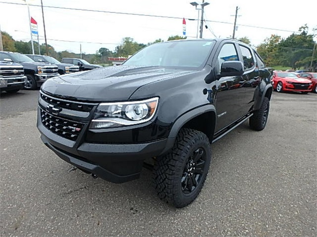 2019 Colorado Crew Cab 4x4,  Pickup #16226 - photo 9