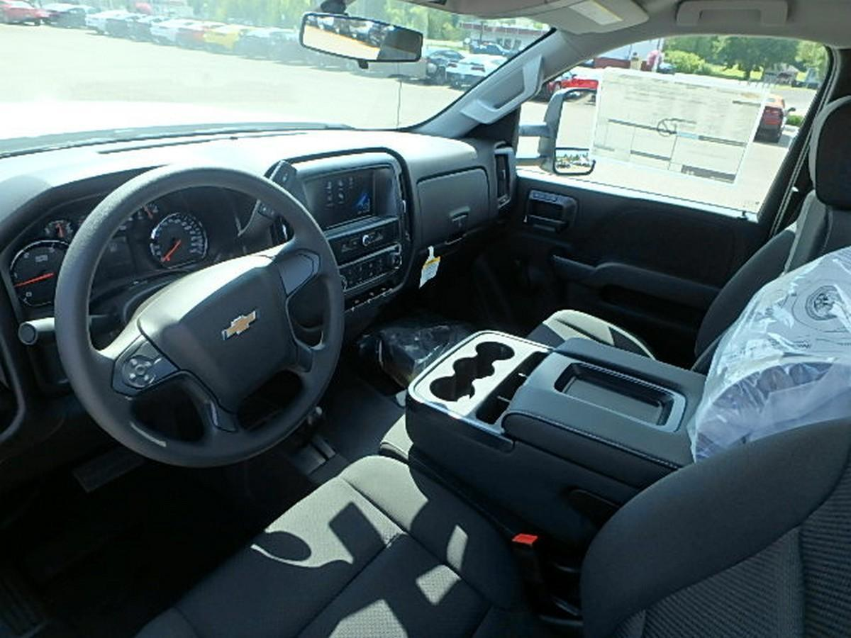 2019 Silverado 3500 Regular Cab DRW 4x4,  Cab Chassis #16230 - photo 11