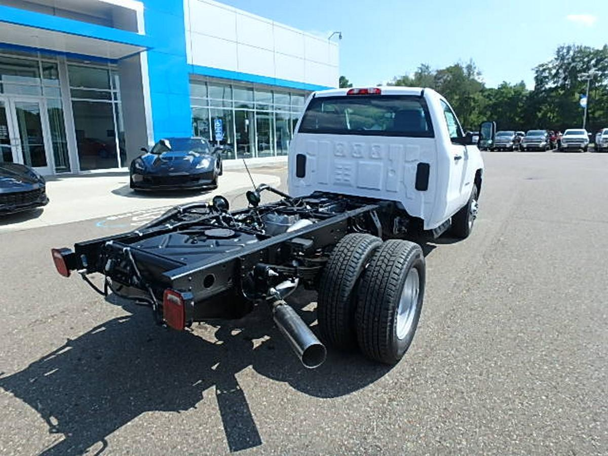 2019 Silverado 3500 Regular Cab DRW 4x4,  Cab Chassis #16230 - photo 2