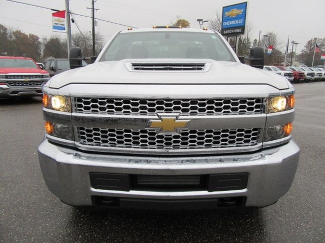 2019 Silverado 3500 Regular Cab DRW 4x4,  M H EBY Big Country Platform Body #16230 - photo 5