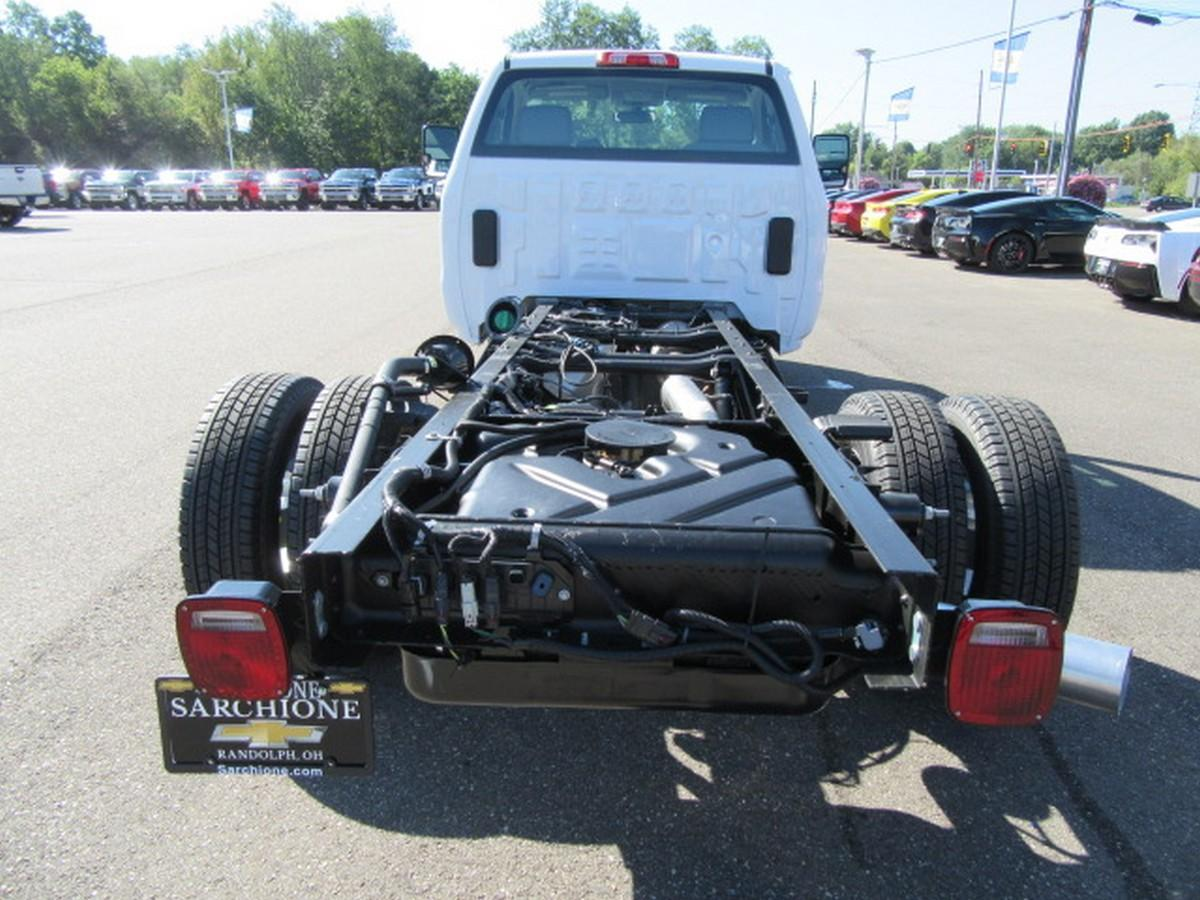 2019 Silverado 3500 Regular Cab DRW 4x2,  Cab Chassis #16319 - photo 9