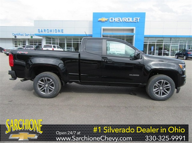 2019 Colorado Extended Cab 4x4,  Pickup #16328 - photo 1