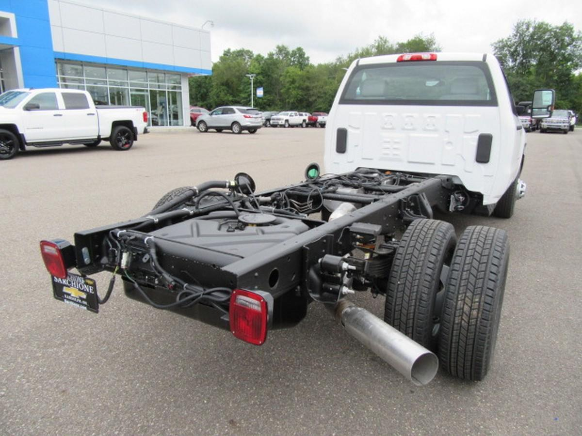 2019 Silverado 3500 Regular Cab DRW 4x2,  Cab Chassis #16338 - photo 2