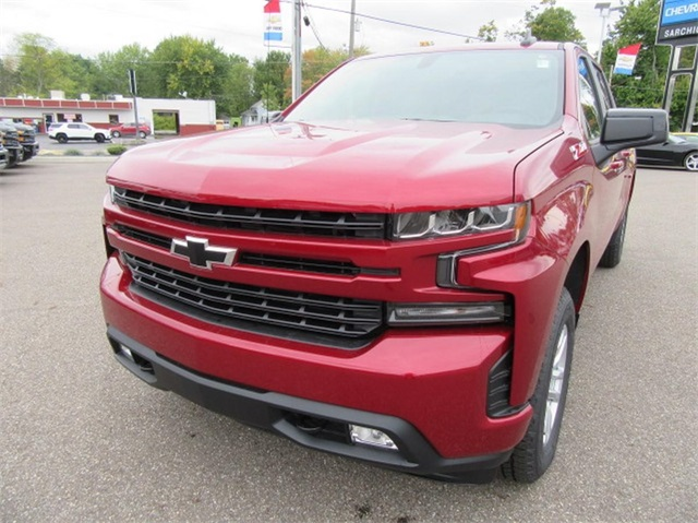 2019 Silverado 1500 Crew Cab 4x4,  Pickup #16351 - photo 11