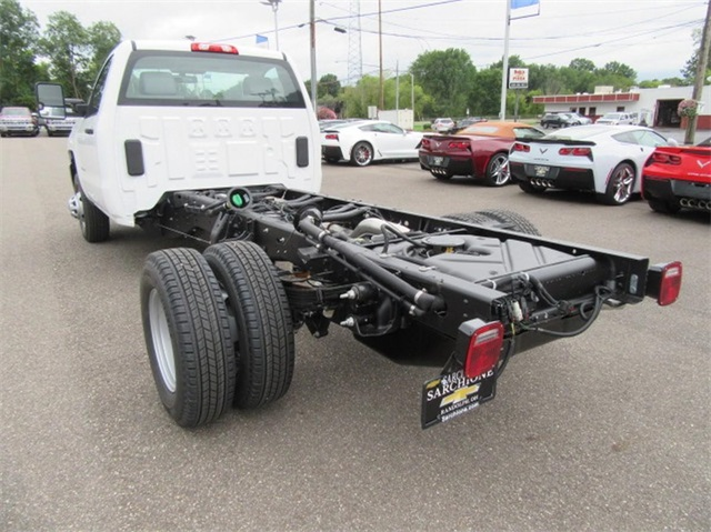 2019 Silverado 3500 Regular Cab DRW 4x2,  Cab Chassis #16354 - photo 7