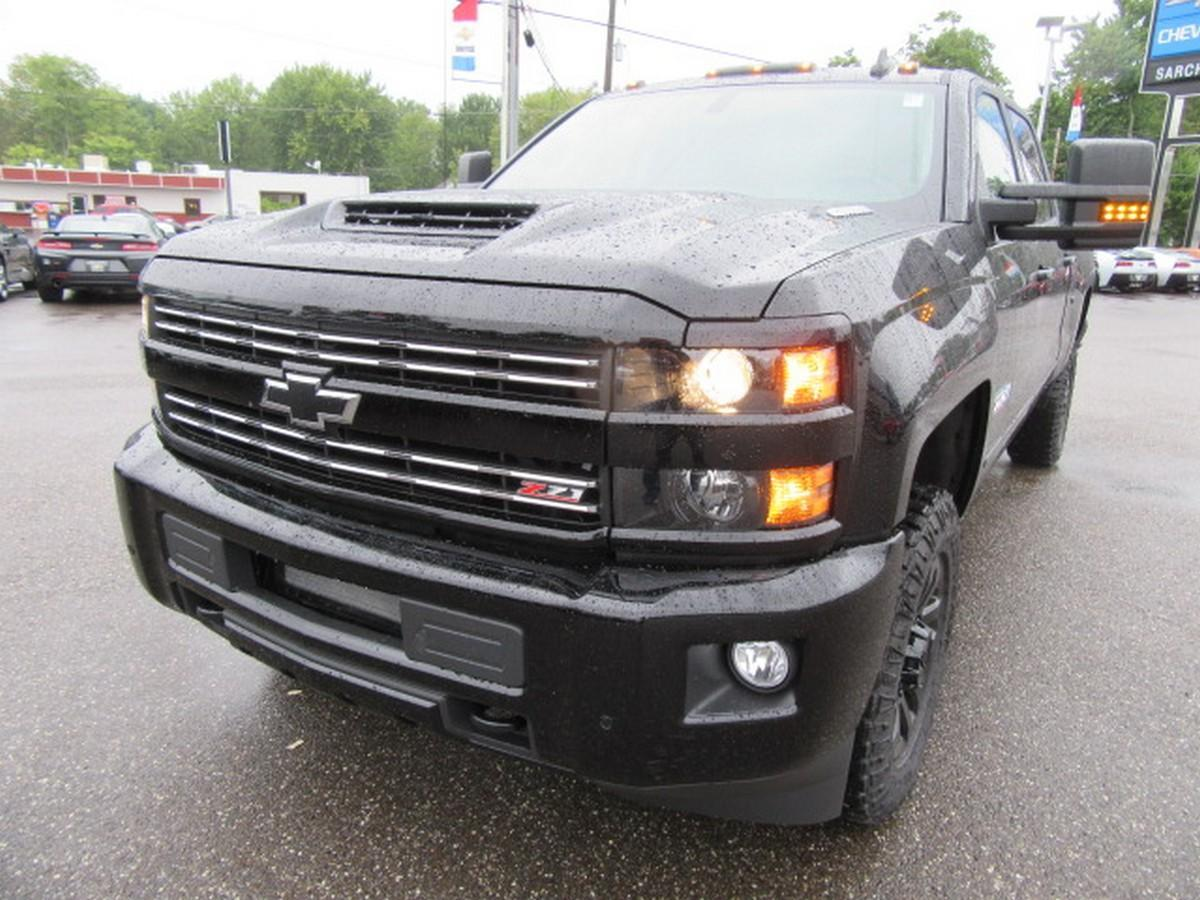 2019 Silverado 2500 Crew Cab 4x4,  Pickup #16381 - photo 8