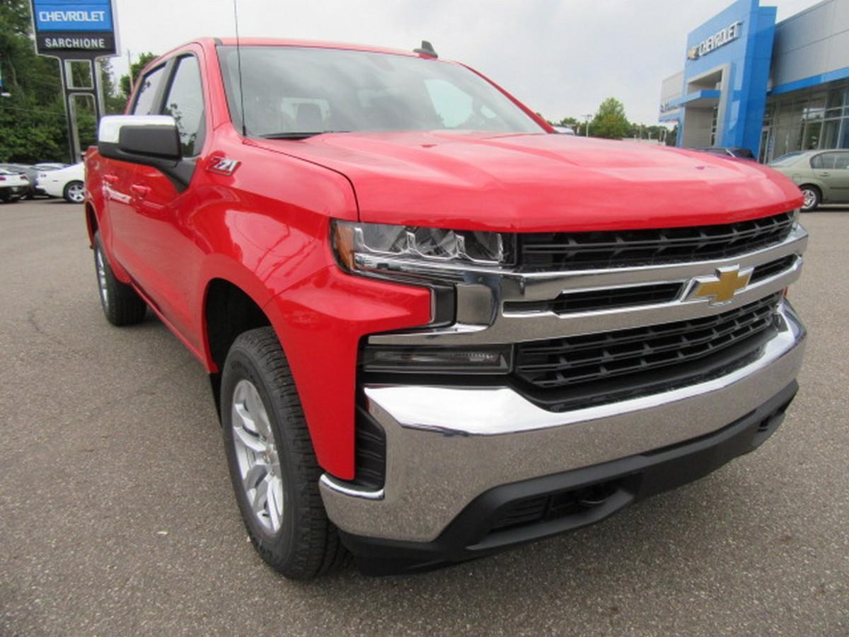 2019 Silverado 1500 Crew Cab 4x4,  Pickup #16480 - photo 8