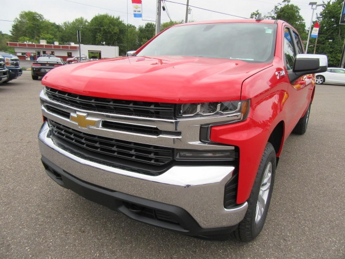 2019 Silverado 1500 Crew Cab 4x4,  Pickup #16480 - photo 10