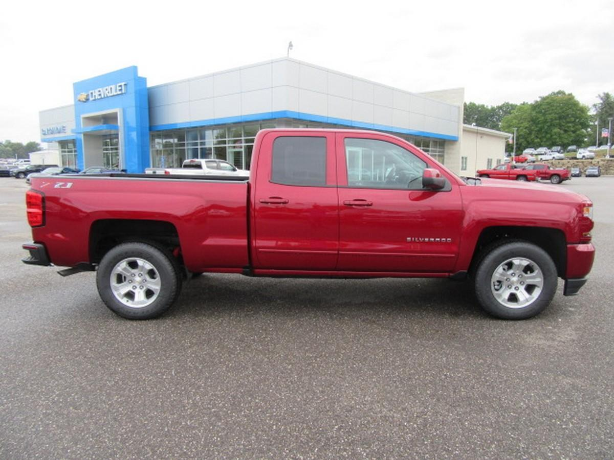 2019 Silverado 1500 Double Cab 4x4,  Pickup #16500 - photo 1