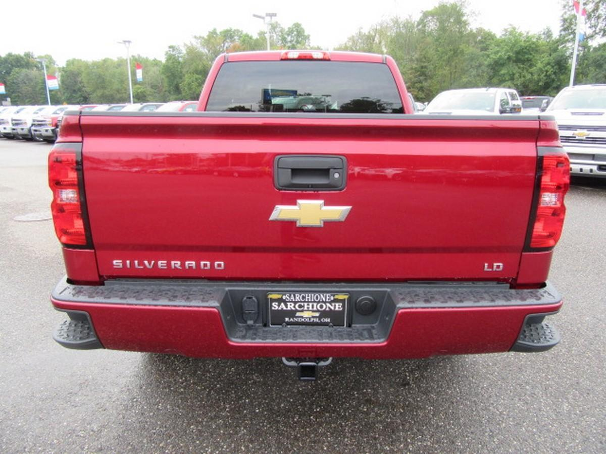 2019 Silverado 1500 Double Cab 4x4,  Pickup #16500 - photo 12