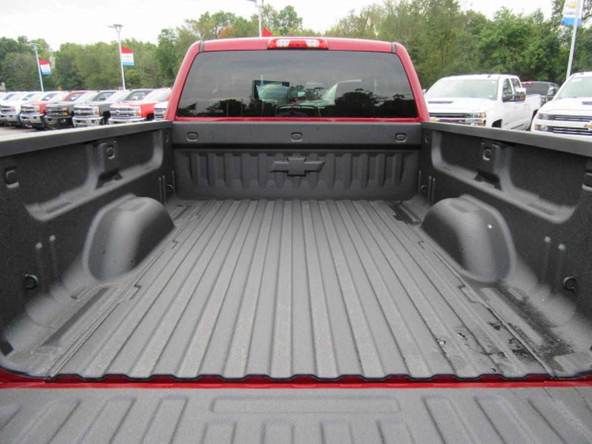 2019 Silverado 1500 Double Cab 4x4,  Pickup #16500 - photo 13