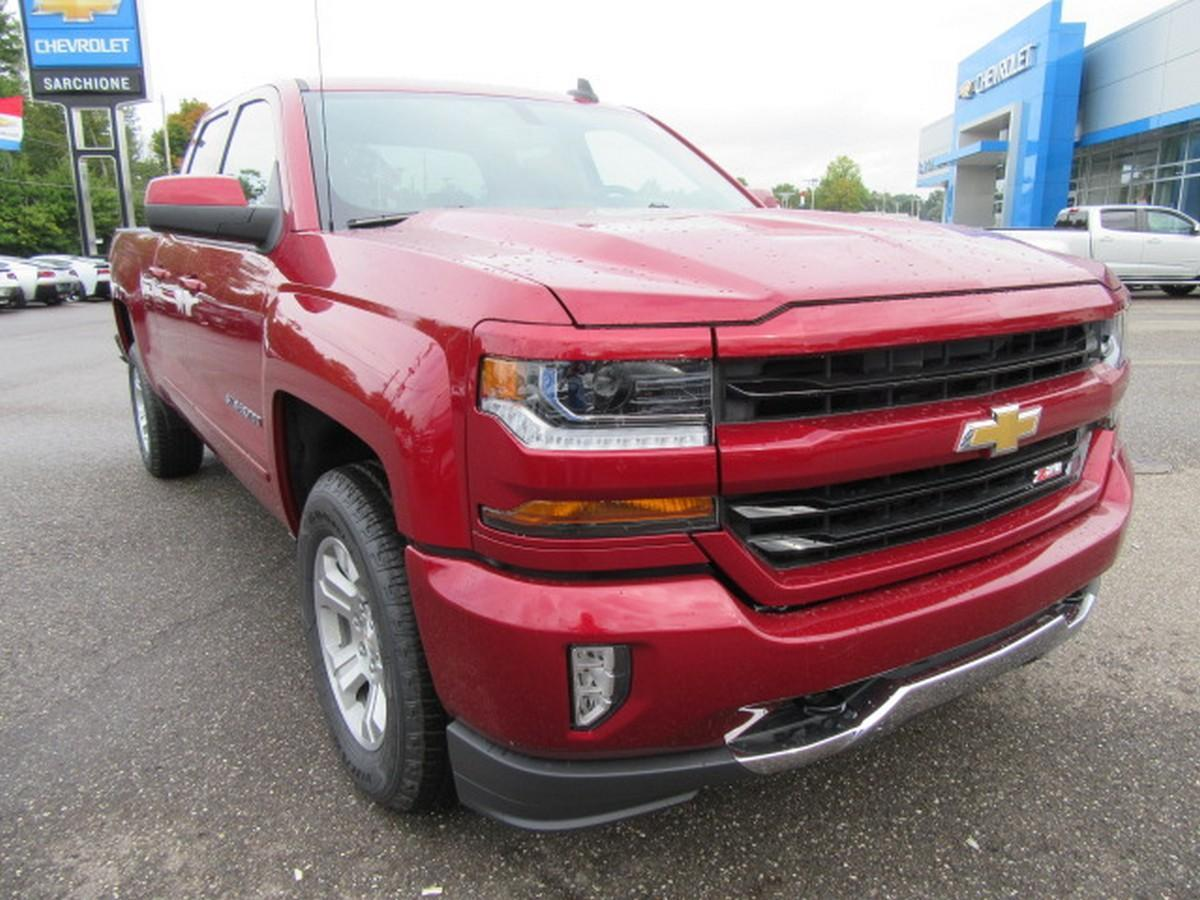 2019 Silverado 1500 Double Cab 4x4,  Pickup #16500 - photo 7