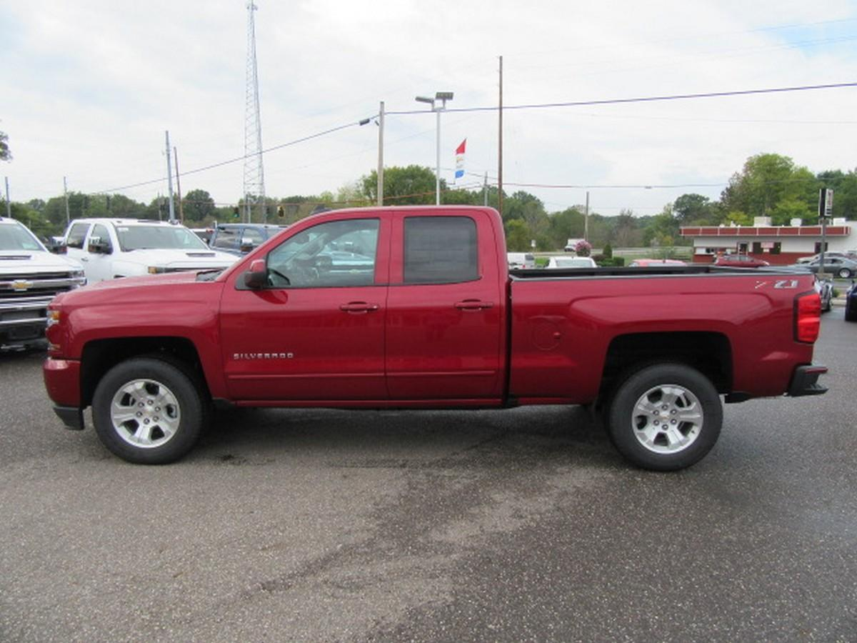 2019 Silverado 1500 Double Cab 4x4,  Pickup #16500 - photo 10
