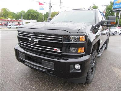 2019 Silverado 2500 Crew Cab 4x4,  Pickup #16507 - photo 8